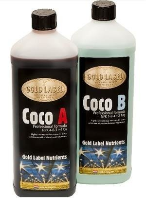 Gold Label Coco A&B 2x1L