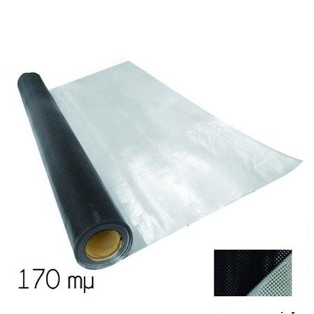 Mylar Diamond Black Backing 1,2mx1m