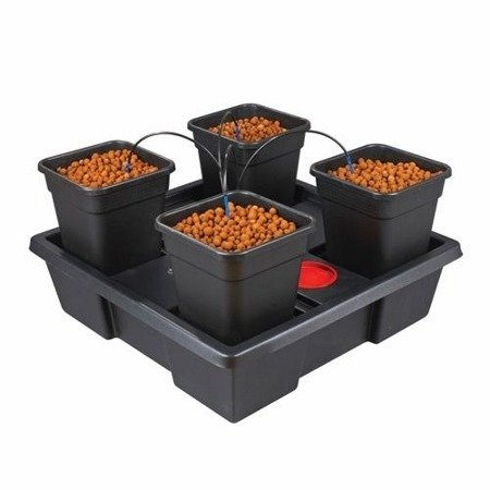 Wilma Small Grow System 4 pots 6L
