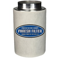 Phresh Filter 500m3/h - Ø125mm