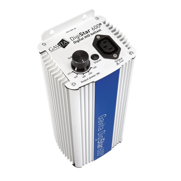 Електронен 600W Gavita Digistar E-Series