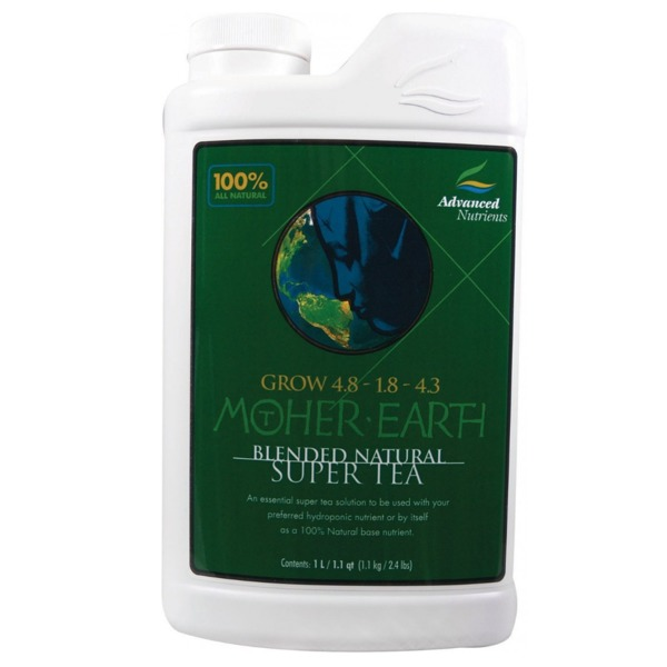 Advanced Nurients Mother Earth Organic Tea Grow 1L
