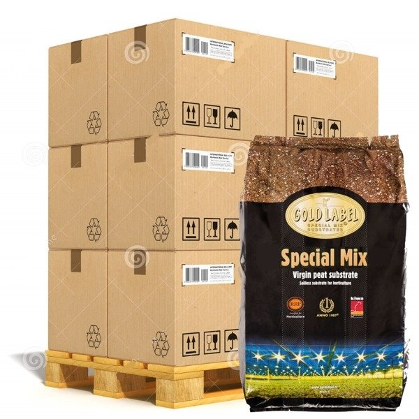 Gold Label Special Coco Mix 45 L Hydroponic Growing Media