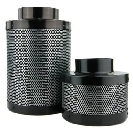 Carbon filter Mastercarbo 400m3/h - 125mm