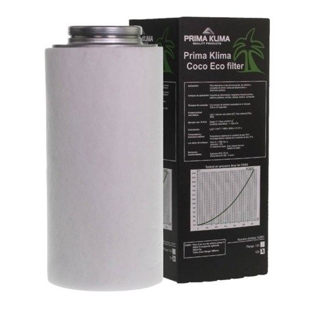 "Carbon filter 'Prima Klima, ECO"" 620m3/h - 160mm"
