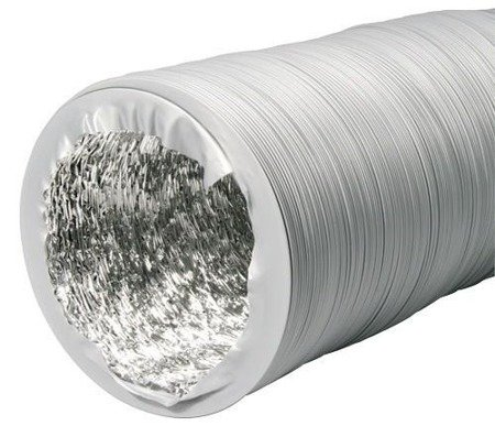 102mm Ventilation  Combi-Flex Ducting