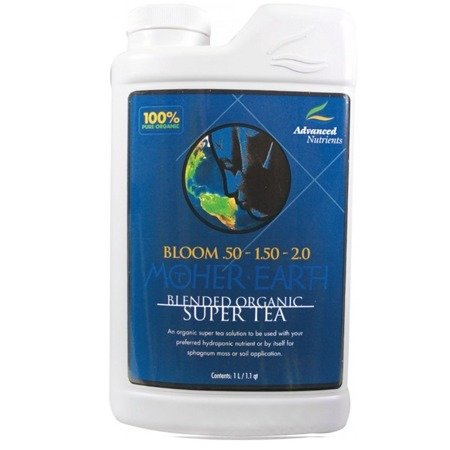 Advanced Nurients Mother Earth Organic Tea Bloom 1L