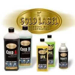 Gold Label Large Coco Düngerset