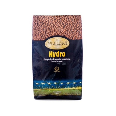 Gold Label Hydro round pebble (8-16mm) 45L