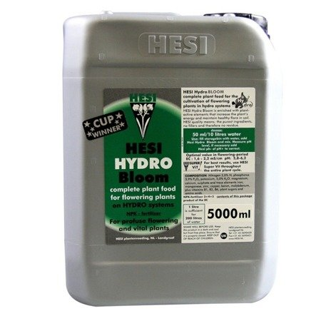 Hesi Hydro Bloom 5L