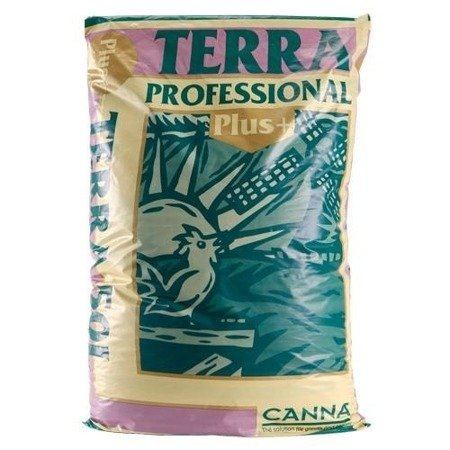 CANNA Terra Professional Plus Substrat, 25 L