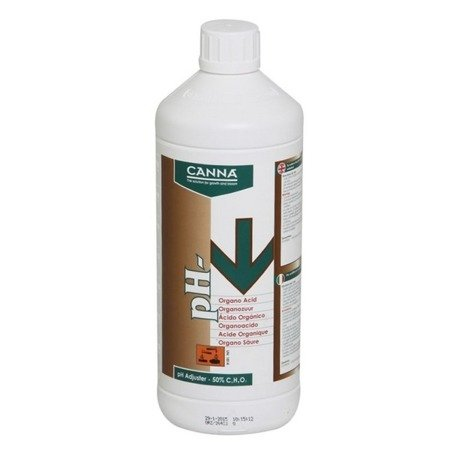 CANNA pH- 50% organic acid Acid citric 1L