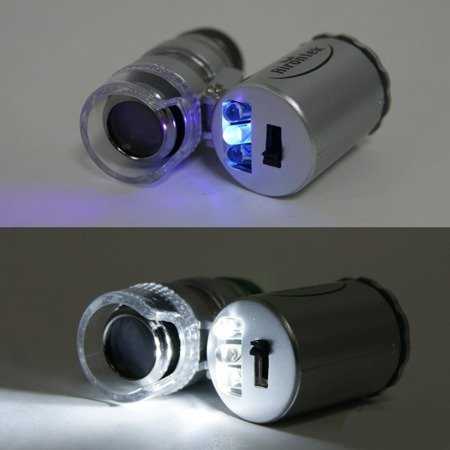 Microscope with LED lighting X60